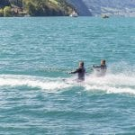 How to Jump the Wake on a Kneeboard