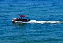 Can You Wkaeboard Behind a Pontoon Boat?