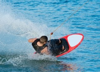 How to Do a 360 on a Kneeboard