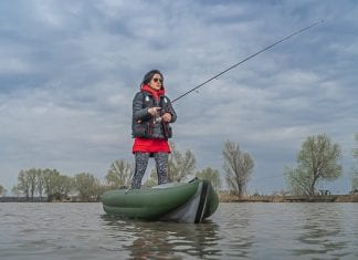 7 Best Stand Up Fishing Kayaks