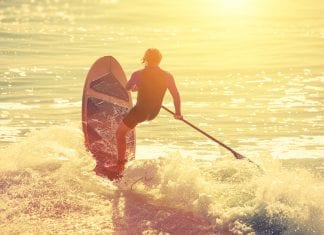 7 Best SUPs for Surfing