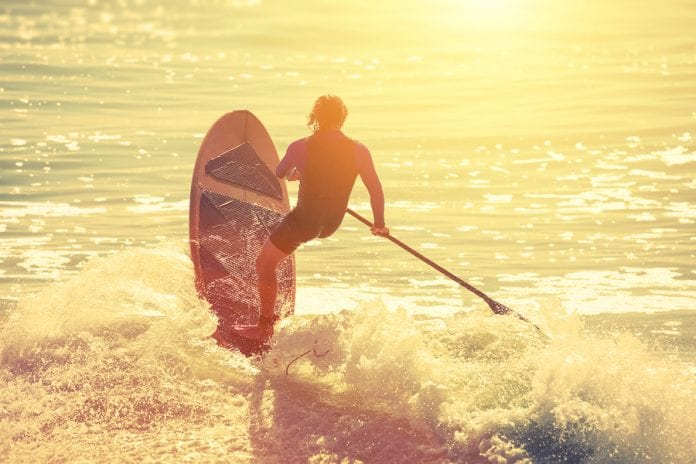 Best SUP for Surfing