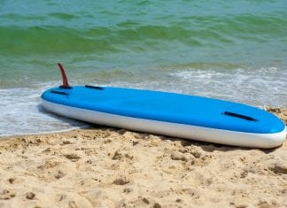 6 Best SUP Fins for Stability