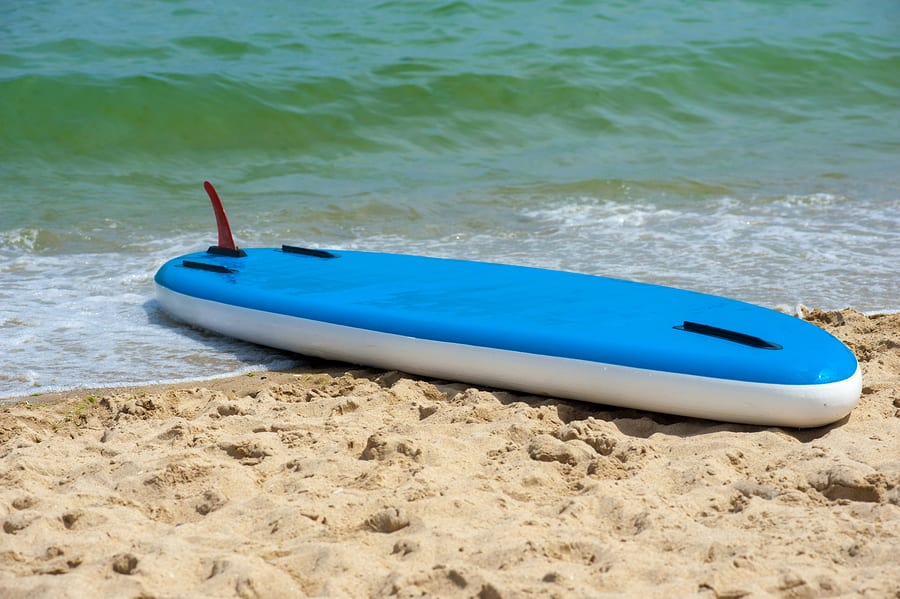 Best SUP Fin for Stability