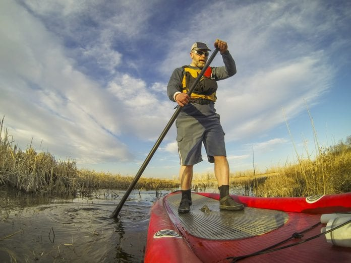Best Inflatable SUP for Big Guys