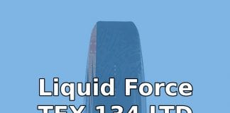 Liquid Force TEX 134 LTD Wakeboard Review