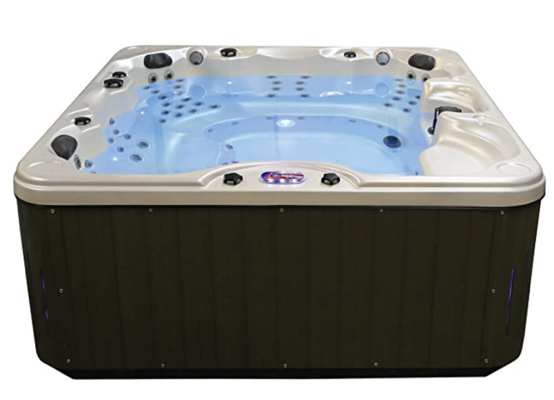 American Spas Hot Tub AM-885LG
