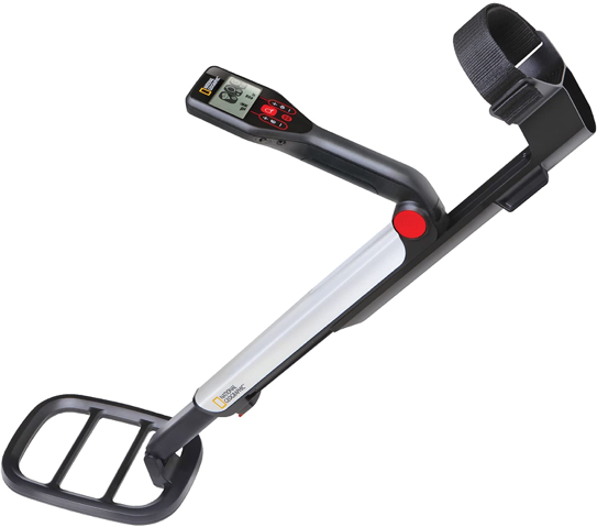 National Geographic Professional Metal Detector